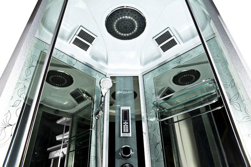 Акция на душевые кабины Aqua Joy - скидки на выборочные модели