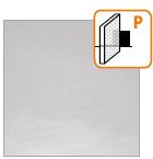 Текстурное стекло Punto (тип P)