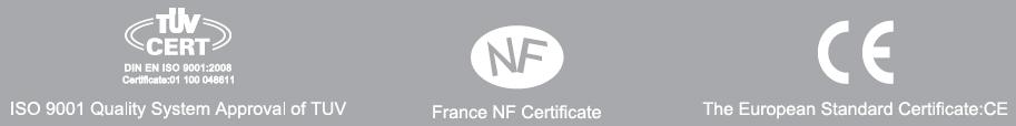 Cezares - европейский сертификаты качества смесителей