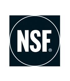 Одобрено NSF. Ни одна другая сушилка для рук не отвечает всем требованиям