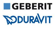 Купить комплект Geberit + Duravit 600.381.00.5: система инсталляции Duofix UP320, кнопка смыва и унитаз Starck 3 с сидением в интернет-магазине сантехники