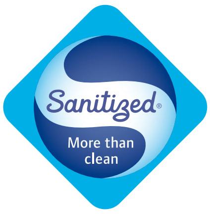 Мебель Gorenje для ванной комнаты - Технология Sanitized