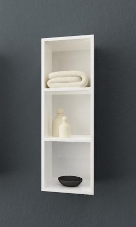 Шкаф вертикальный Kolpa-San Jolie J900 WH/WH