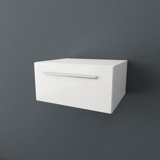 Шкаф горизонтальный Kolpa-San Jolie OJ 60 WH/WH