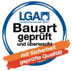 McAlpine - LGA Bauart Gepruft