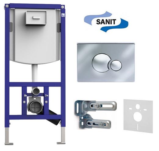 Новое поступление комплектов Sanit 4 в 1 и специальные цены на них.