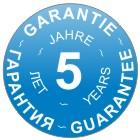 WasserKRAFT - гарантия на смесители - 5 лет