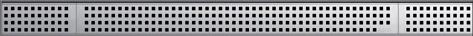 Решетка Aco Квадрат 3 части