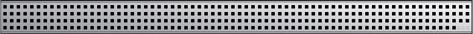 Решетка Aco Квадрат для душевого канала Aco C-line