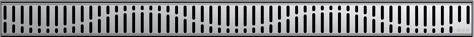 Решетка Aco Волна для душевого канала Aco C-line
