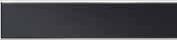 Решетки из минерала Aco Черная для душевого канала Aco E-line