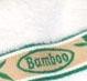 Белое бамбуковое полотенце Cestepe Bamboo Panda