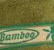 Зеленое бамбуковое полотенце Cestepe Bamboo Panda