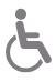 Подвесной унитаз Jika - подходит для инвалидов