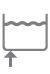Бачок для унитаза Jika - нижний подвод воды к бачку